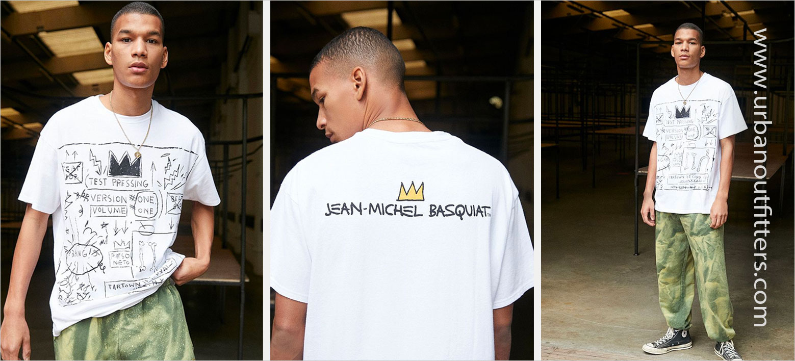 Jean-Michel Basquiat (Urban Outfitters)